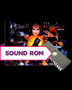 Pinball Magic Sound Rom U28