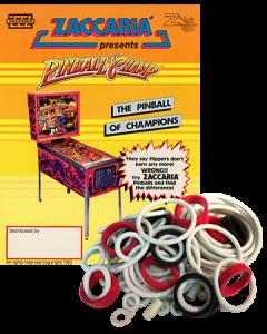 Pinball Champ Rubber Set