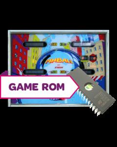 Pinball CPU Game Rom Set Free Play