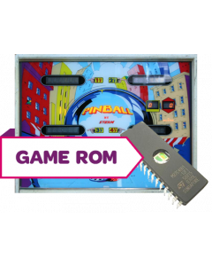 Pinball CPU Game Rom Set