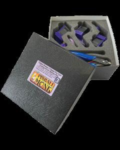 Rick and Morty Tibetan Breeze SPOOKY Pin 3-Flipper Cooling Kit