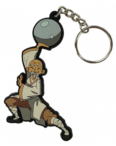 Pin Monk Pinball Keychain