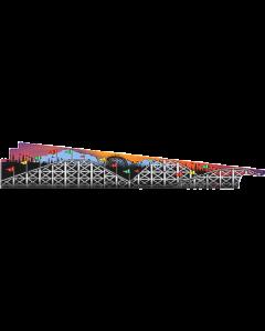 Funhouse PinBlades Coaster
