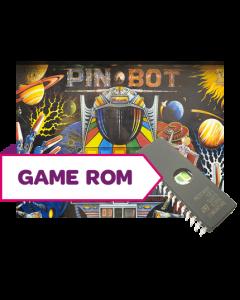 PIN·BOT CPU Game/Sound Rom (Prototype)