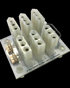 PindoraBox 8-Way Power Splitter For Stern SAM and Whitestar Games