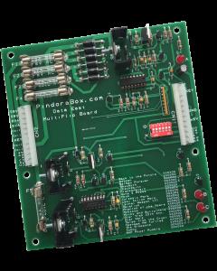 Data East Flipper Board
