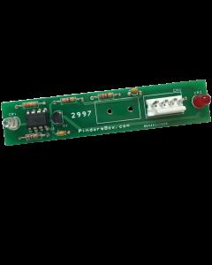 Sega/Stern Opto Receiver Circuit Board