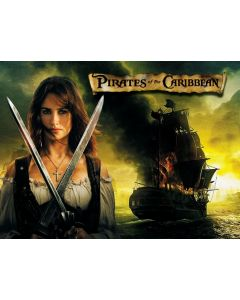 Pirates of the Caribbean Alternate Translite