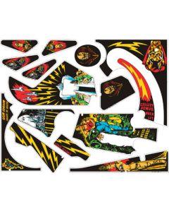 Flash Gordon Plastic Set