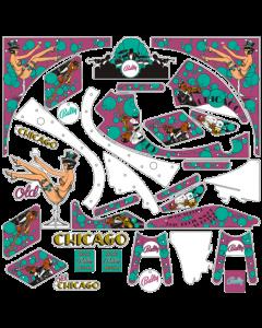 Old Chicago Plastic Set