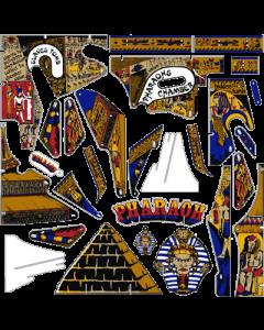 Pharaoh Plastic Set