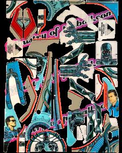 Terminator 2 Plastic Set