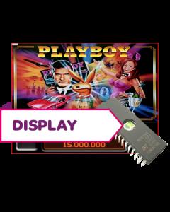 Playboy Display Rom (Spanish)