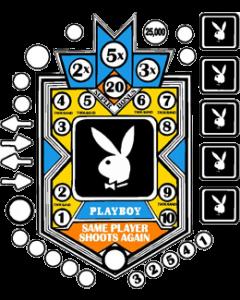 Playboy Insert Decals