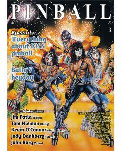Pinball Magazine No. 3 Stern Kiss Special
