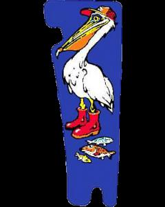 Police Force Bird Ramp Decal