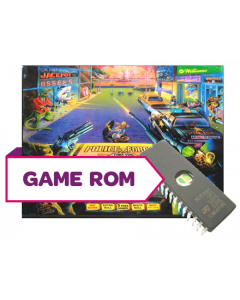 Police Force CPU Game Rom Set