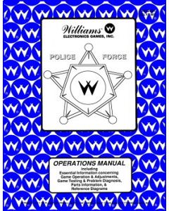 Police Force Manual