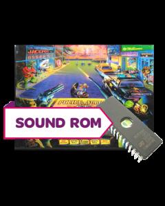 Police Force Sound Rom U4