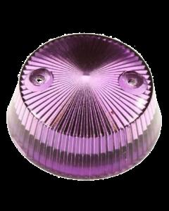 Mushroom Pop Bumper Cap Purple