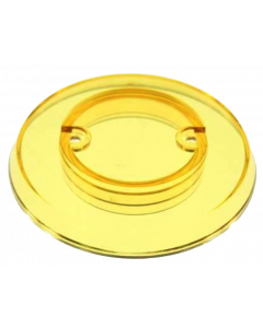 Pop Bumper Cap Yellow