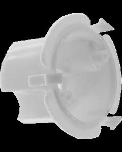 Pop Bumper Body Clip Type White