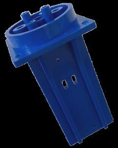 Bumper Housing Blue 545-5100-00