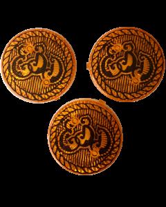 Eight Ball Deluxe bumpercap set