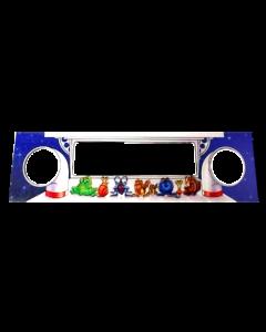 Popeye Speaker Panel
