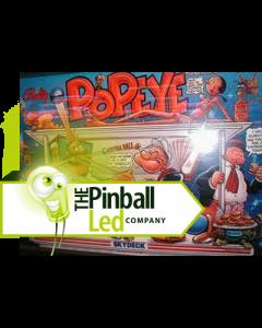 Popeye UltiFlux Playfield LED Set