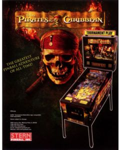 Pirates of the Caribbean Flyer