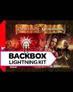 Pirates of the Caribbean Backbox Lightning Kit