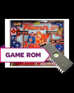 Power Play CPU Game Rom Set
