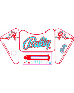 Power Play Apron Decal Set