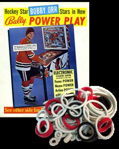 Power Play Rubberset