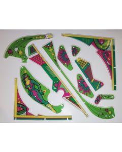 Hot Line Playfield Plastic Set 30C-325-COMP