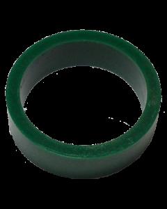 Saturn™ Flipper Ring - GREEN 1.5 Inch x .5 Inch #1 Hardness (Soft)