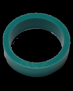 Saturn™ Flipper Ring - TEAL 1.5 Inch x .5 Inch #2 Hardness (Medium)