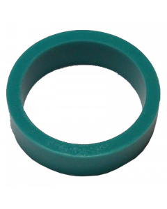 Saturn™ Flipper Ring - TEAL 1.5 Inch x .5 Inch #1 Hardness (Soft)