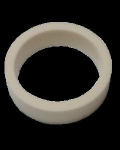 Saturn™ Flipper Ring - WHITE 1.5 Inch x .5 Inch #1 Hardness (Soft)