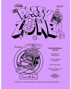 Party Zone Manual