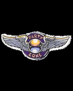 Party Zone Promo Plastic 1