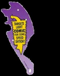 Party Zone Comic Plastic