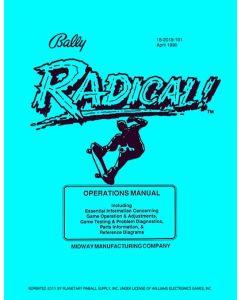 Radical Manual