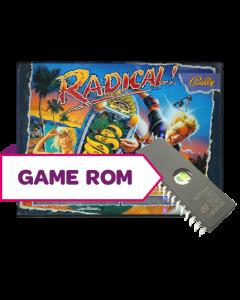 Radical CPU Game Rom Set (German)