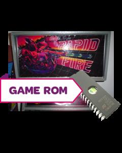 Rapid Fire CPU Game Rom Set