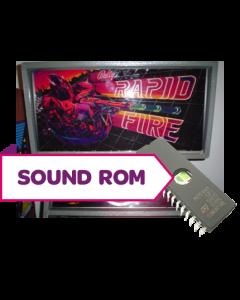 Rapid Fire Sound Rom