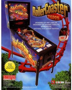 Roller Coaster Tycoon Flyer