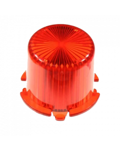 Dome Flash Lamp Red