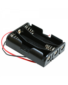 Remote Battery Holder 3 x AA